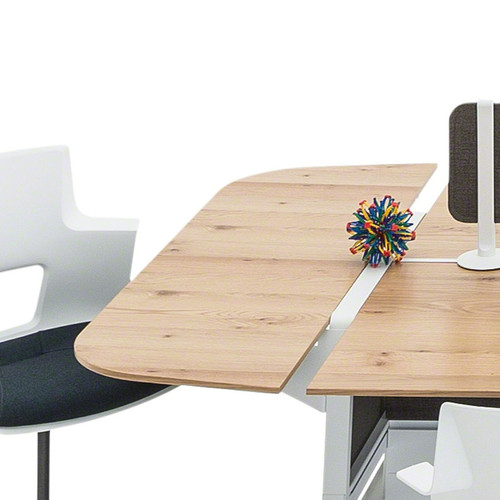 Bivi Transaction Table Top by Steelcase