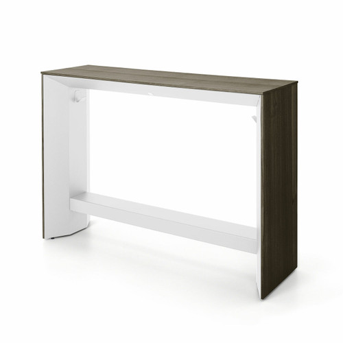 Campfire Standing Slim Table by Steelcase