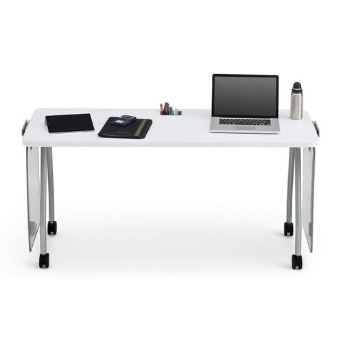 Verb Rectangle Table by Steelcase