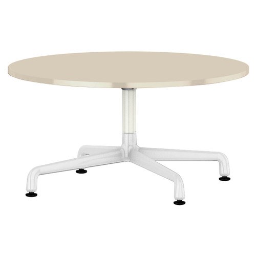 Eames Occasional Table, Round by Herman Miller