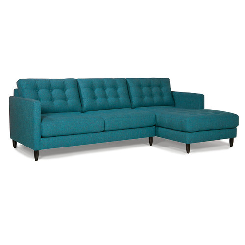James Sectional by Younger