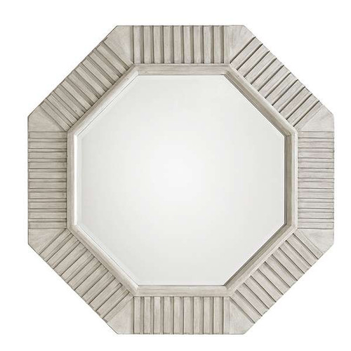 Oyster Bay Selden Octagonal Mirror by Lexington