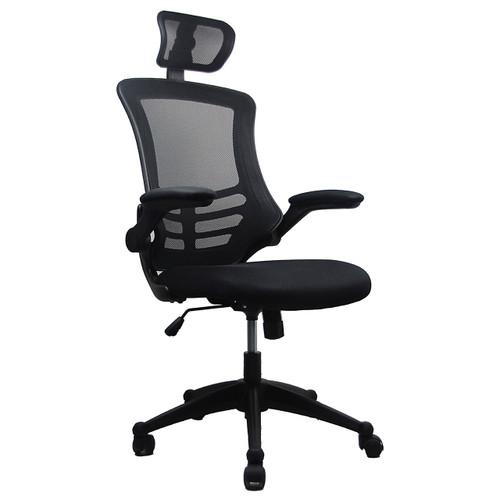 Techni Mobili Executive High Back Chair with Headrest
