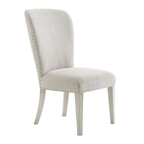 Oyster Bay Baxter Upholstered Side Chair by Lexington