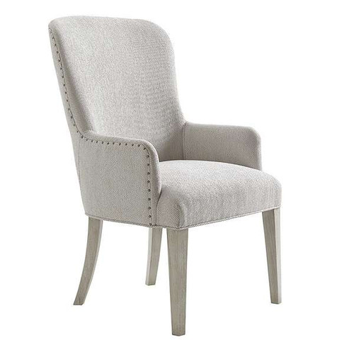 Oyster Bay Baxter Upholstered Arm Chair by Lexington