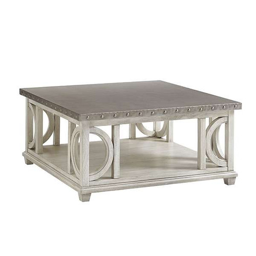 Oyster Bay Litchfield Square Cocktail Table by Lexington