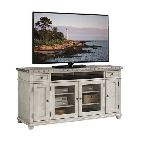 Oyster Bay Shadow Valley Media Console by Lexington