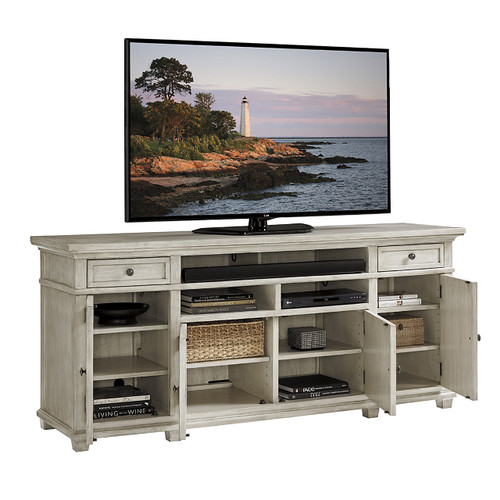 Oyster Bay Kings Point Large Media Console by Lexington