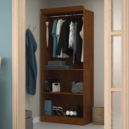 """Versatile 36"""" Closet Storage Shelf by Bestar"""