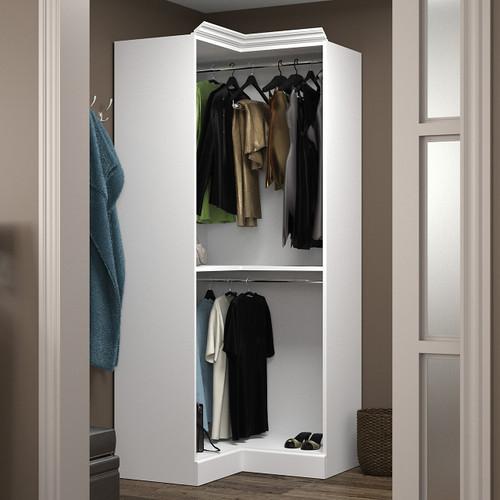 Versatile 36'' Corner Storage Unit by Bestar