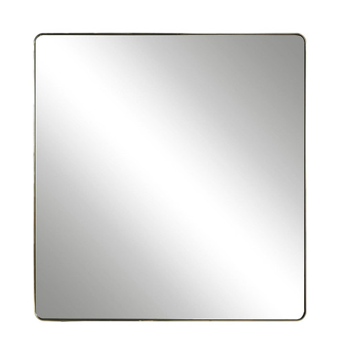 Modern Square Accent Mirror by Universal