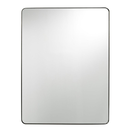 Modern Rectangular Accent Mirror by Universal