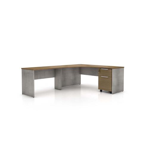 Broome Corner Desk Set by Modloft