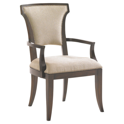 Tower Place Seneca Upholstered Arm Chair by Lexington
