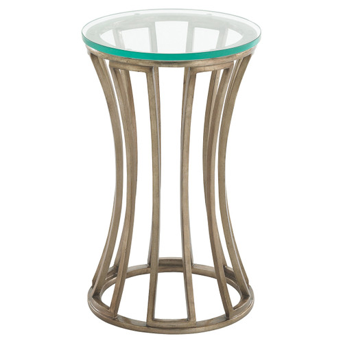 Tower Place Stratford Round Accent Table by Lexington