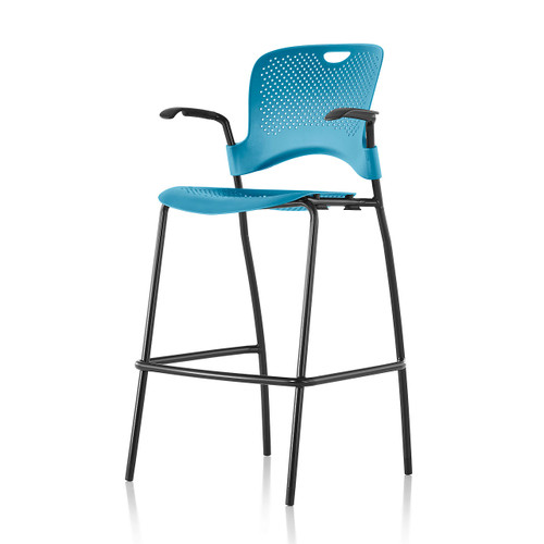 Caper Bar Height Stacking Stool by Herman Miller