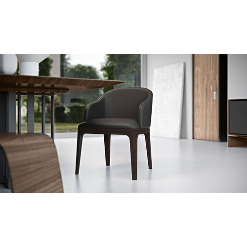 Wooster Dining Arm Chair by Modloft