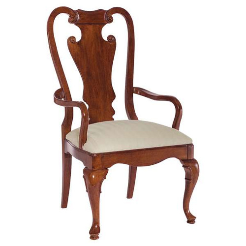 Cherry Grove Splat Back Arm Chair by American Drew