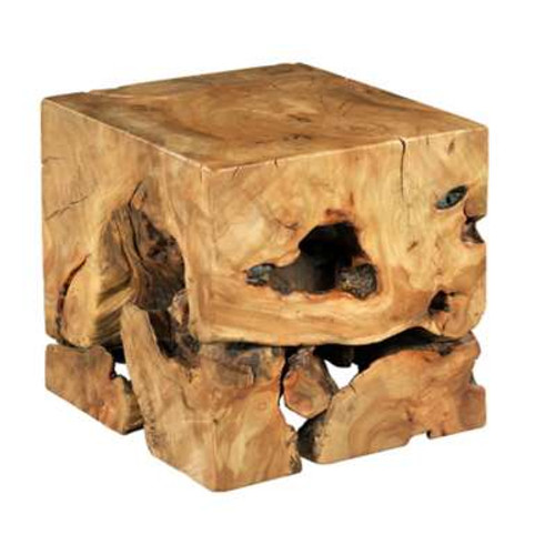 Hidden Treasures Square Root Table by Hammary