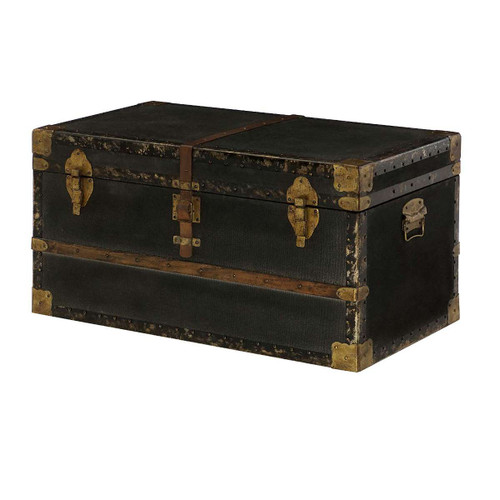 Hidden Treasures Luggage Trunk Cocktail by Hammary