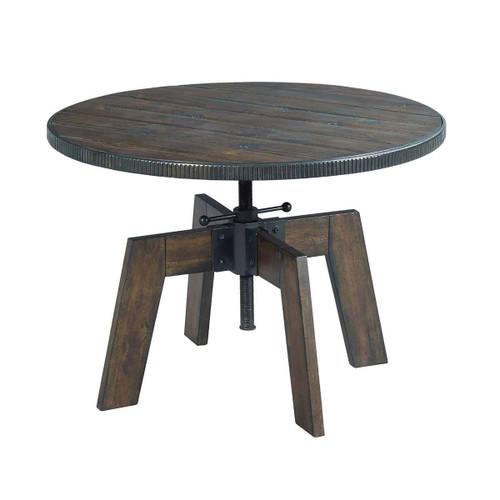 Hidden Treasures High-Low Table by Hammary