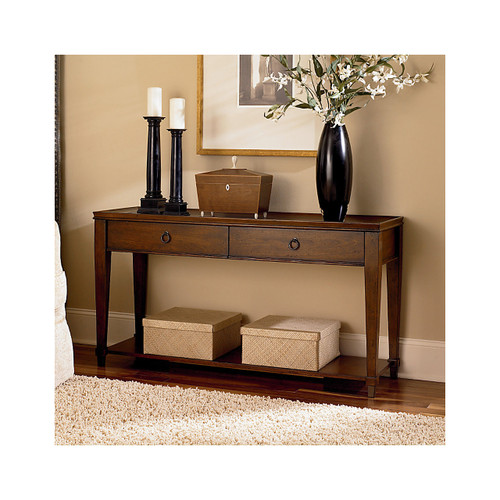 Sunset Valley Sofa Table by Hammary