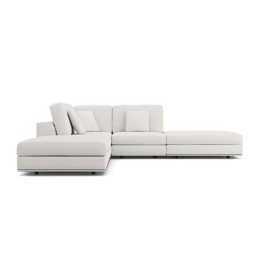 Perry Armless Corner Sofa by Modloft