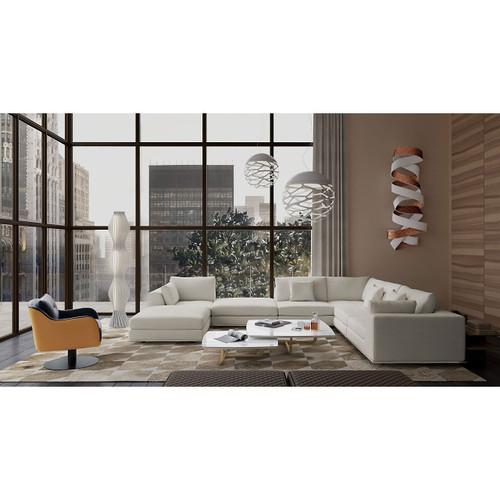 Perry 2 Corner Sofa by Modloft