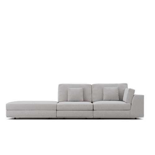 Perry Sectional Open End Sofa by Modloft