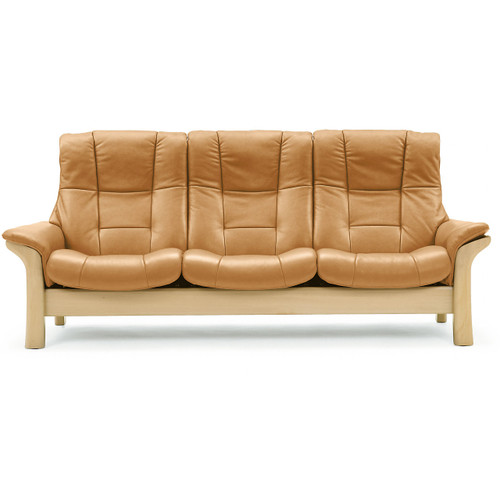 Stressless Buckingham Sofa, Highback by Ekornes