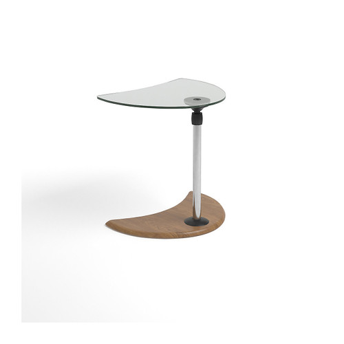 Alpha Table Glass by Ekornes