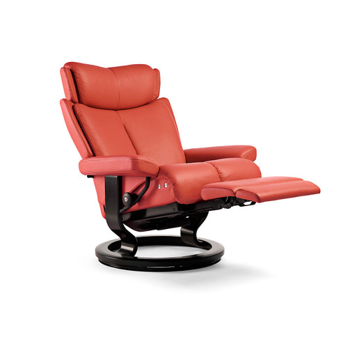 Stressless Magic Chair Large with Power Base by Ekornes