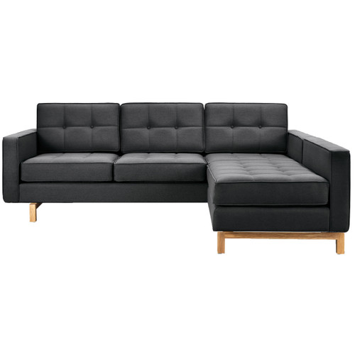Jane 2 Loft Bisectional Sofa by Gus Modern