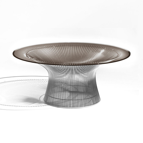 """42"""" Platner Coffee Table by Knoll"""