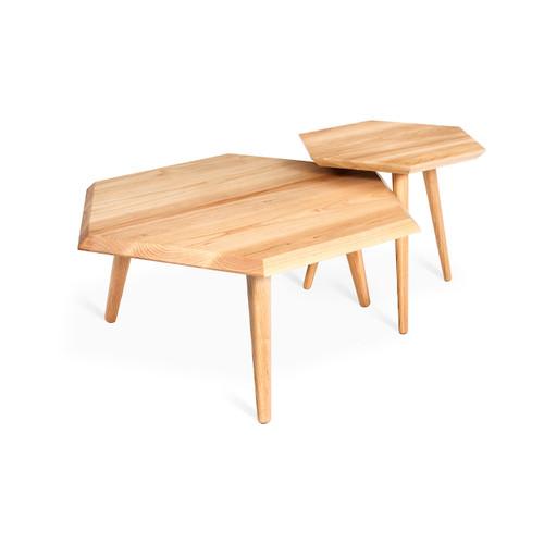 Metric Coffee Table by Gus Modern
