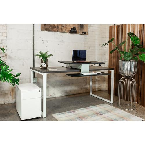 Transit Desk Converter by The Smarter Office