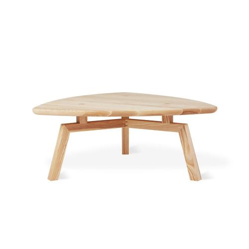 Solana Triangular Coffee Table by Gus Modern