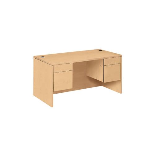 10500 Series Rectangle Pedestal Desk 2 by HON