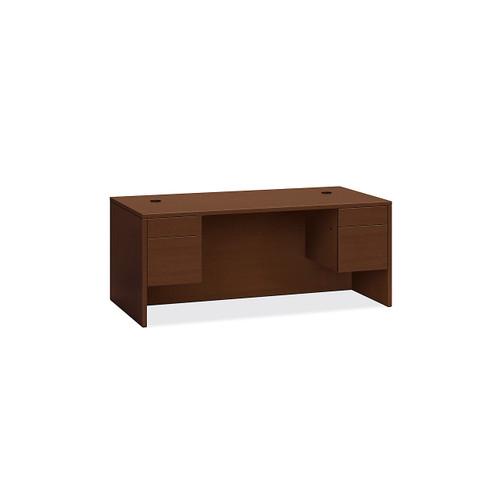 10500 Series Rectangle Pedestal Desk 4 by HON