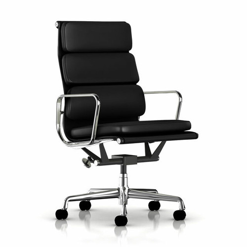 Eames Soft Pad Executive Chair by Herman Miller