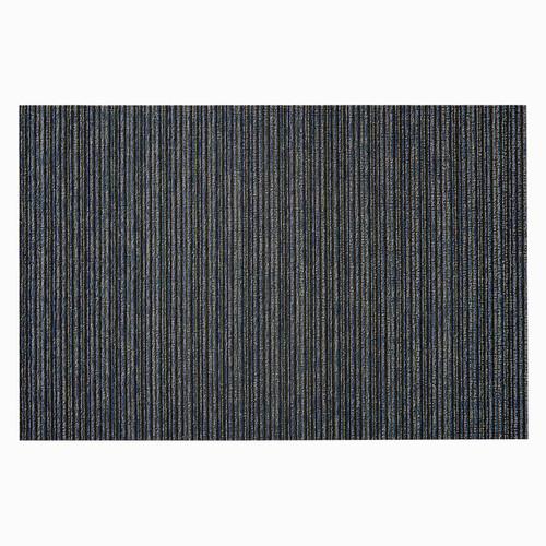 Skinny Stripe Shag Mats