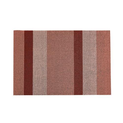 Bold Stripe Shag Mats