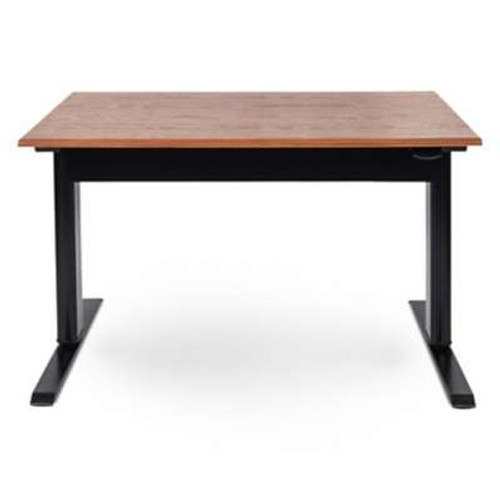 Whisper Height Adjustable Pneumatic Desk by The Smarter Office
