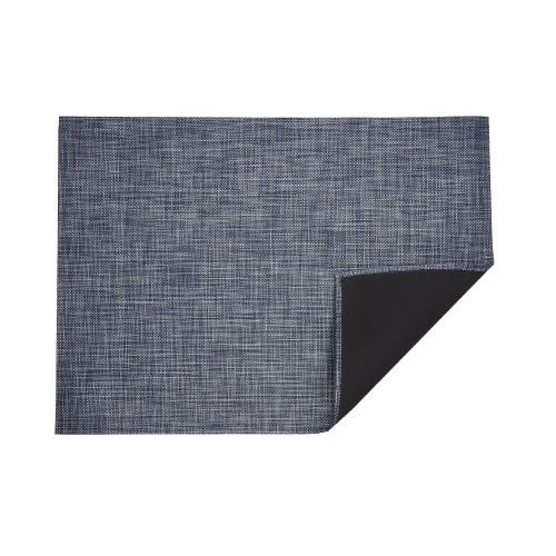 Basketweave Woven Floor Mats