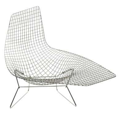 Asymmetric Chaise Lounge by Knoll