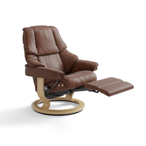 Stressless Reno Chair Large with Power Base by Ekornes