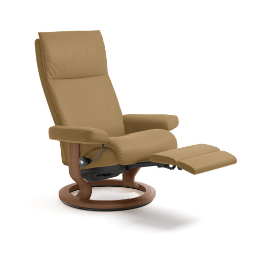 Stressless Aura Chair Large with Power Base by Ekornes