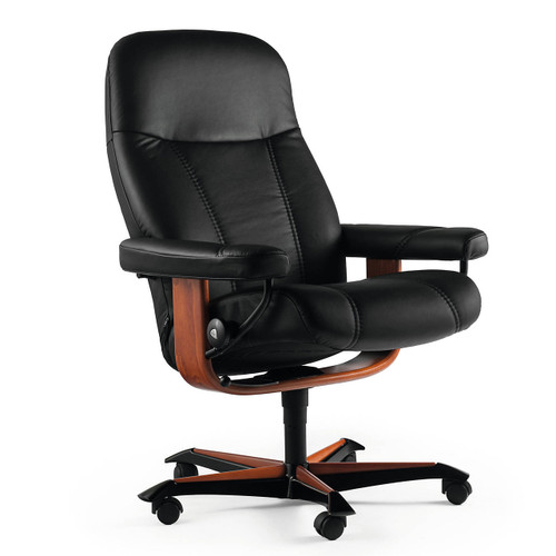 Stressless Consul Office Chair by Ekornes