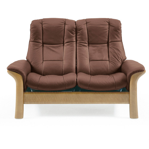 Stressless Windsor Loveseat, Highback by Ekornes
