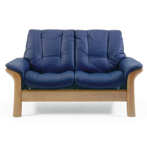 Stressless Windsor Loveseat, Lowback by Ekornes